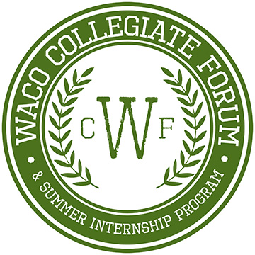 Waco Collegiate Forum Logo