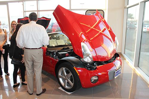 Richard karr archives waco chamber for Richard karr motors waco texas