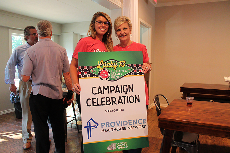 TRC 2017: Campaign Celebration at the Gathering Oaks Retreat sponsored by Providence Healthcare Network