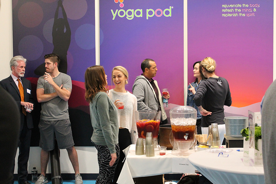 Business After Hours hosted by Yoga Pod