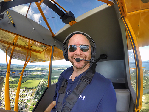 Independent Pilot: Denton Finley