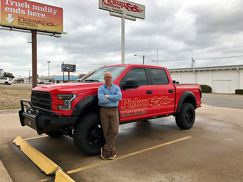 Small Business Q&A with Jay Ehret, Owner, Pickup Outfitters