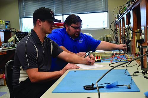 High Flier: TSTC's Impact on the Waco Economy
