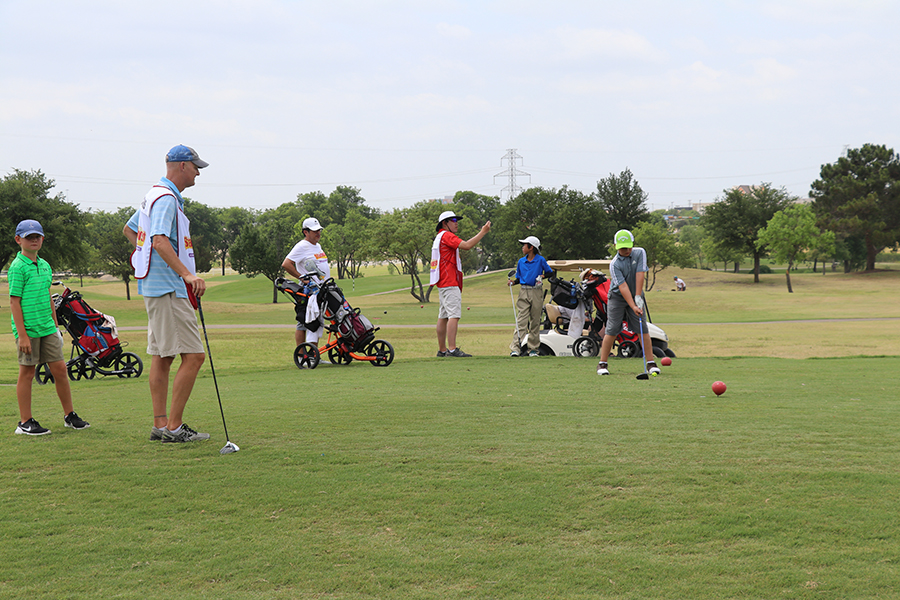 Starburst Junior Golf Classic - Monday
