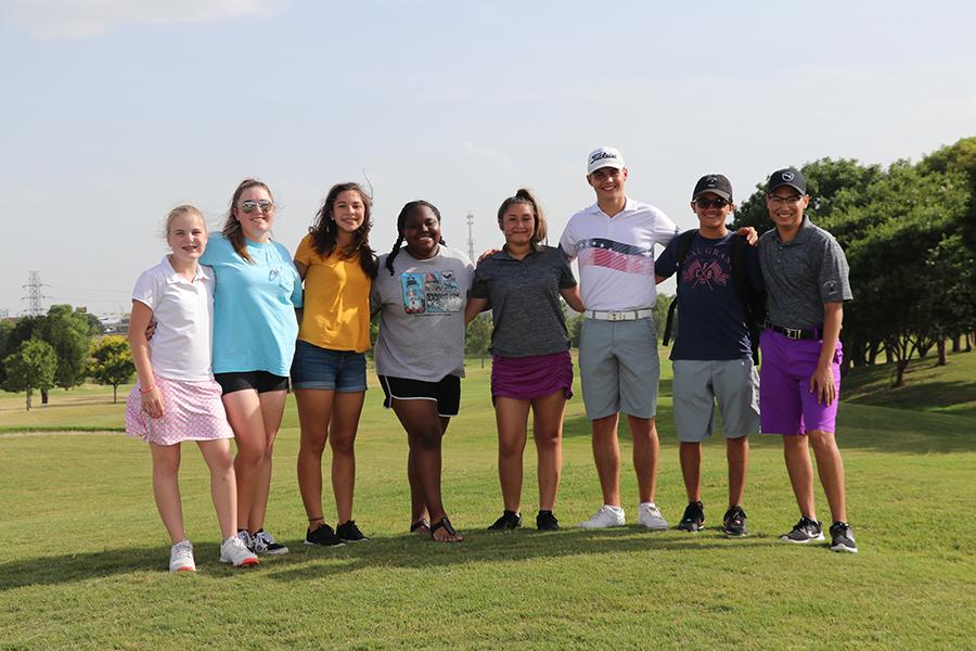 Starburst Junior Golf Classic - Sunday Activities