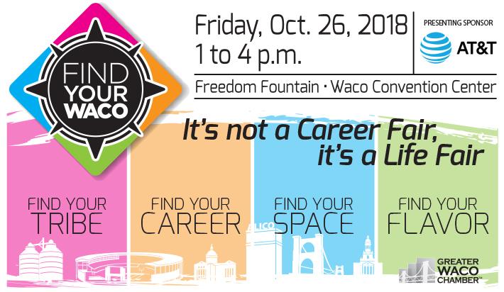 Find Your Waco Life Fair
