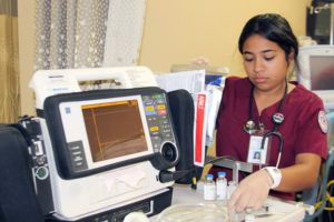 Behind the Scenes: A Look at MCC's Health Professions Lab