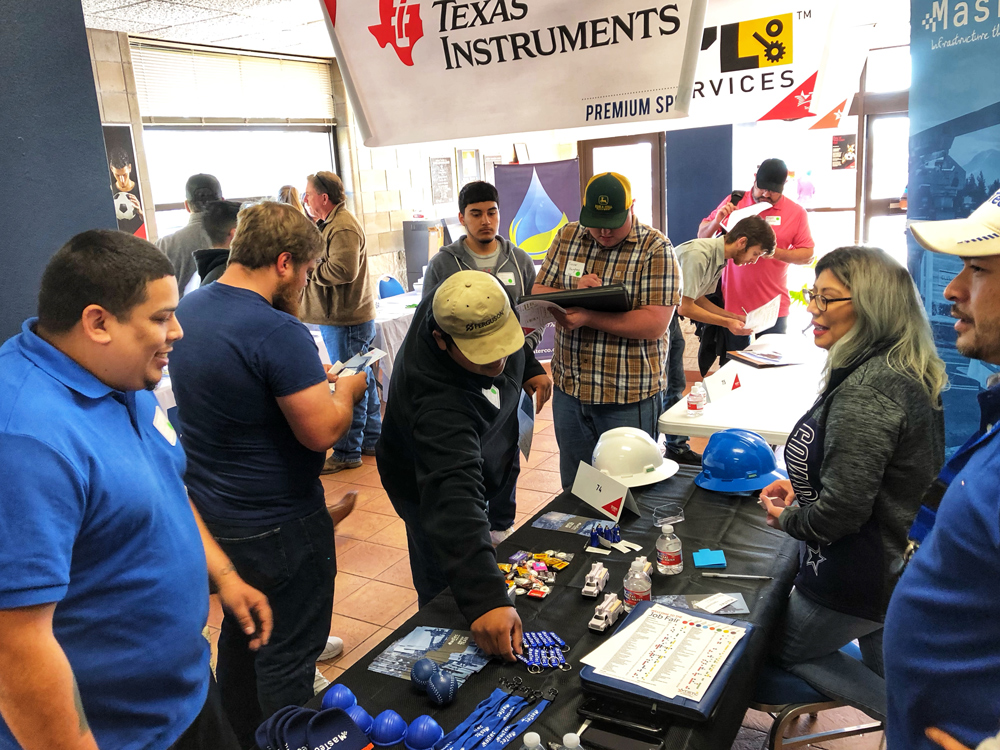 From Job Fair to Job Offer: TSTC Provides Guidance Every Step of the Way