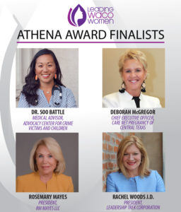 Presenting the Finalists for the 2019 ATHENA Leadership Award®