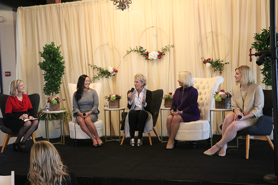 Leading Waco Women Serving Summit and ATHENA Award Presentation