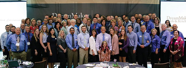 DreamMaker Bath & Kitchen Celebrates Twenty Years of Being a Leader in the Remodeling Industry